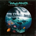 201​8​ WYLAND VISIONS OF THE SEA WALL CALENDAR