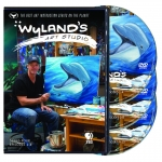 Wyland's Art Studio Series 4: DVD SET