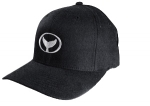 Flexfit Tail Logo Cap Black