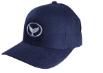 Flexfit Tail Logo Cap Blue