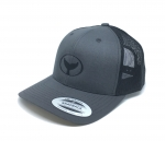 Wyland Whale Tail Logo Two-tone Trucker Hat