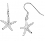 Wyland Starfish Dangle Earrings - Small