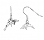 Wyland Dolphin Earrings - XS