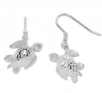 Wyland Sea Turtle Earrings - XS