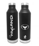 Matte Black Hot & Cold Hydration Bottle