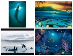 FINE ART MINI PRINT SETS - WYMP-SET11