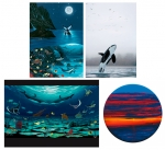 FINE ART MINI PRINT SETS - WYMP-SET12