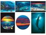 FINE ART NOTE CARD SETS - WYNC-SET0825