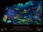 Poster, Wyland: Year of the Reef (19 X 26)