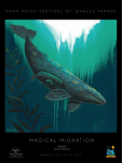 "Magical Migration 18"" x 24"" Poster"