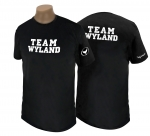 Team Wyland, Black, Men's Crew Neck Tee